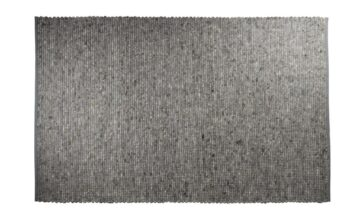 6000042 1 360x216 - Ковёр ZUIVER Pure, light grey, 160x230 cm