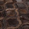 6000086 2 100x100 - Ковёр DUTCHBONE Bawang, dark brown