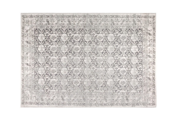 6000164 0 600x407 - Ковёр ZUIVER Malva, light grey – 2 размера