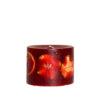 Bert Red 13932 100x100 - Käsitööküünal Bert punane