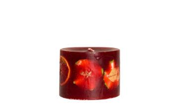 Bert Red 13932 360x216 - Käsitööküünal Bert punane