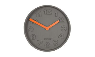 Concrete time 8500027 0 400x240 - ZUIVER Concrete kell - 3 värvi