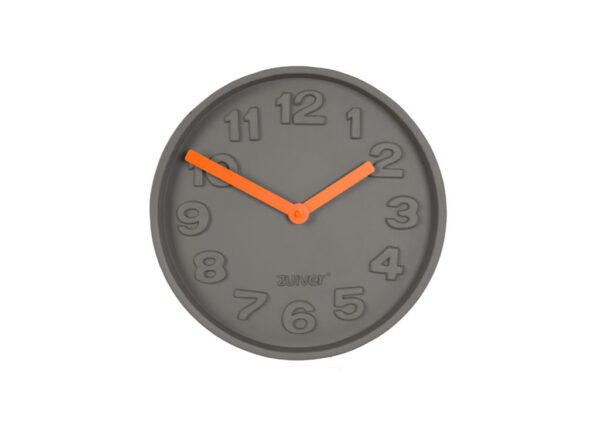 Concrete time 8500027 0 600x428 - ZUIVER Concrete kell - 3 värvi