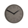 Concrete time 8500028 0 100x100 - ZUIVER Concrete kell - 3 värvi