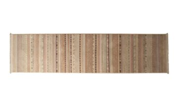 Zuiver Nepal Carpet light brown 360x216 - Ковёр ZUIVER Nepal, light, узкий