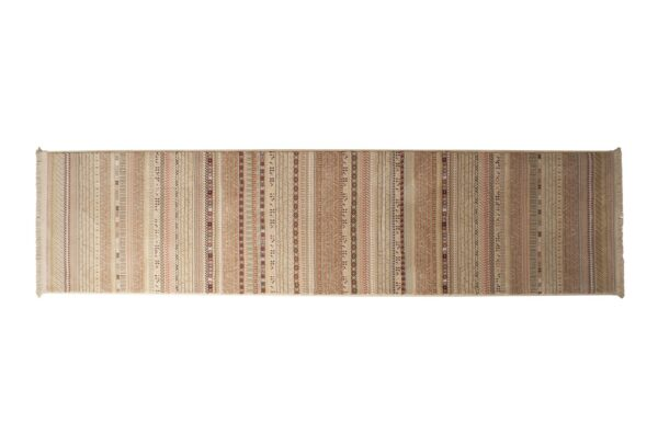 Zuiver Nepal Carpet light brown 600x407 - Ковёр ZUIVER Nepal, light, узкий