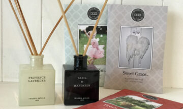 Kodulõhnad, difuuserid ja seebid