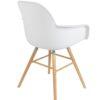 1200131 2 100x100 - ZUIVER Albert Kuip tool käetugedega - 6 värvi