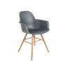 1200132 0 1 100x100 - ZUIVER Albert Kuip tool käetugedega - 6 värvi