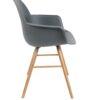 1200132 1 100x100 - ZUIVER Albert Kuip tool käetugedega - 6 värvi