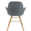 1200132 3 100x100 - ZUIVER Albert Kuip tool käetugedega - 6 värvi