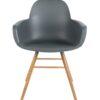 1200132 4 100x100 - ZUIVER Albert Kuip tool käetugedega - 6 värvi