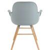 1200133 3 100x100 - ZUIVER Albert Kuip tool käetugedega - 6 värvi