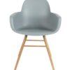 1200133 4 100x100 - ZUIVER Albert Kuip tool käetugedega - 6 värvi
