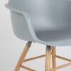 1200133 5 1 100x100 - ZUIVER Albert Kuip tool käetugedega - 6 värvi