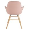 1200134 3 100x100 - ZUIVER Albert Kuip tool käetugedega - 6 värvi