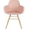 1200134 4 100x100 - ZUIVER Albert Kuip tool käetugedega - 6 värvi