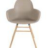 1200135 4 100x100 - ZUIVER Albert Kuip tool käetugedega - 6 värvi