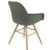1200136 2 1 100x100 - ZUIVER Albert Kuip tool käetugedega - 6 värvi