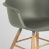 1200136 5 1 100x100 - ZUIVER Albert Kuip tool käetugedega - 6 värvi
