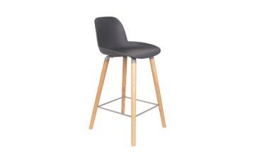 1500052 0 360x216 - Низкий барный стул ZUIVER Albert Kuip, тёмно-серый