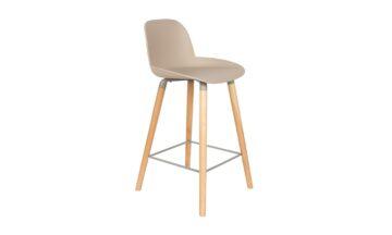 1500055 0 360x216 - Низкий барный стул ZUIVER Albert Kuip, бежевый