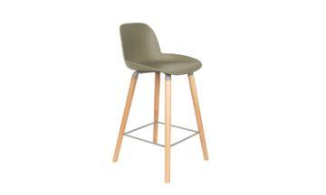 1500056 0 360x216 - Низкий барный стул ZUIVER Albert Kuip, зелёный
