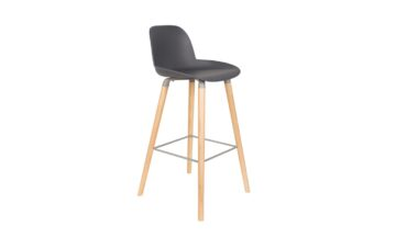 1500058 0 360x216 - Высокий барный стул ZUIVER Albert Kuip, тёмно-серый
