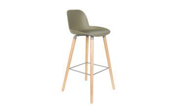 1500062 0 360x216 - Высокий барный стул ZUIVER Albert Kuip, зелёный