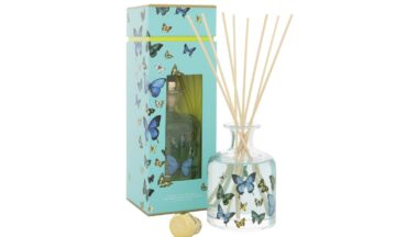 2 1404 PC Butterflies 250mL diffuser A 360x216 - Difuuser Castelbel - Butterfly 250 ml