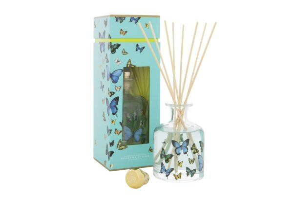 2 1404 PC Butterflies 250mL diffuser A 600x407 - Difuuser Castelbel - Butterfly 250 ml