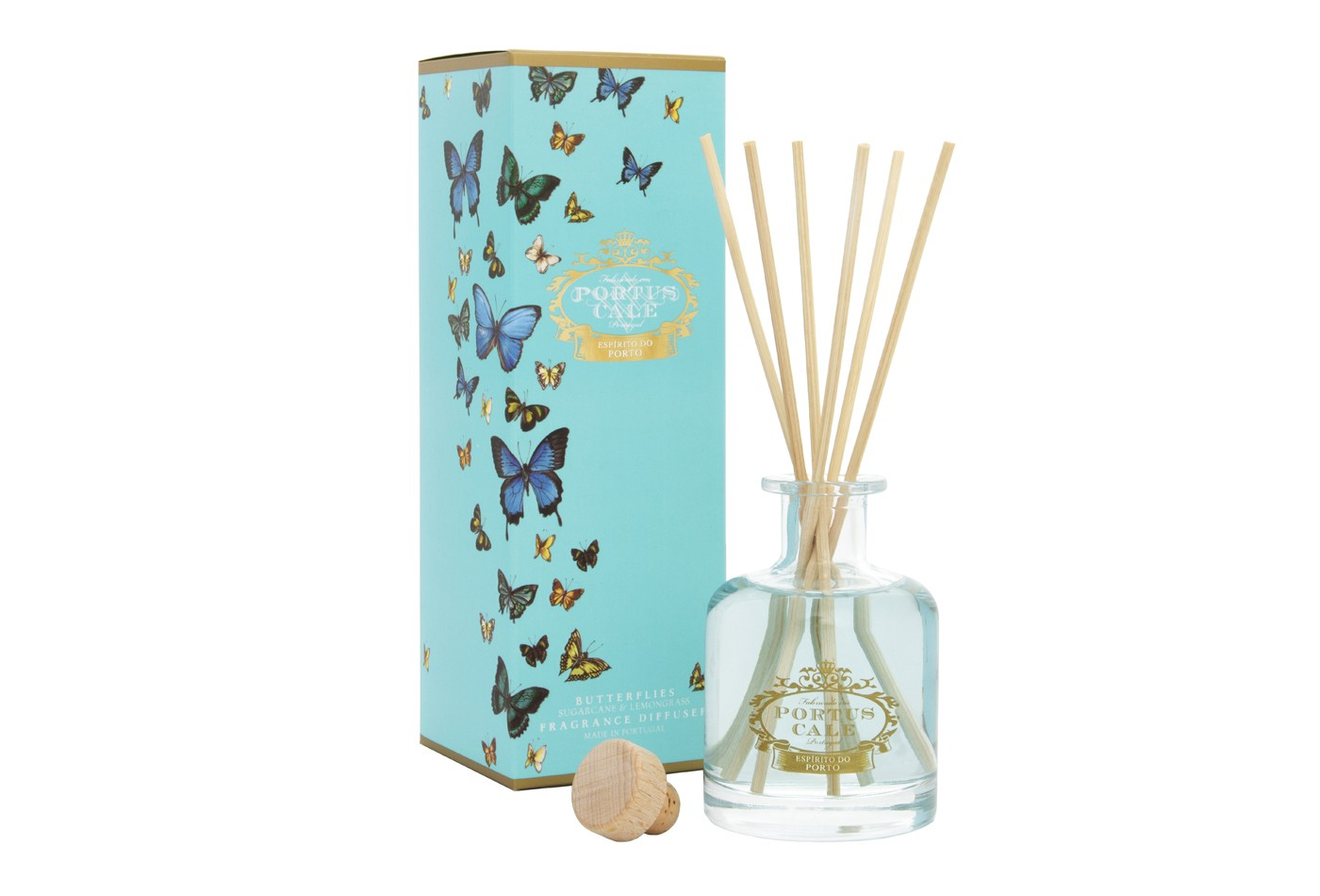 2-1425 PC Butterfly 100mL Diffuser A