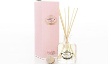 2 2225 Rosé Blush 100mL Diffuser A 360x216 - Difuuser Castelbel - Rose Blush 100 ml