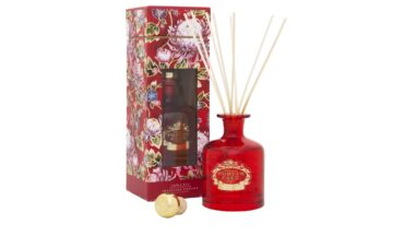 2 2403 PC Noble Red Red Glass 250mL diffuser A cutout 360x216 - Difuuser Castelbel - Noble Red 250ml
