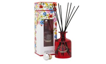 2 2504 PC Blooming Garden 250mL diffuser A cutout 360x216 - Difuuser Castelbel - Blooming Garden 250ml