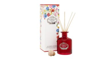 2 2525 PC Blooming Garden 100mL Diffuser A cutout 360x216 - Difuuser Castelbel - Blooming Garden 100ml