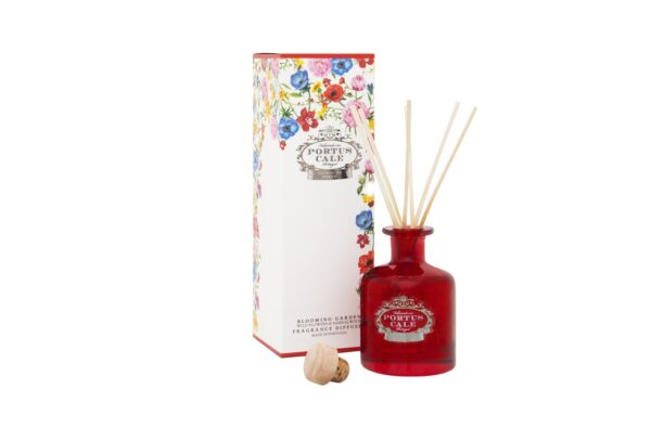 2 2525 PC Blooming Garden 100mL Diffuser A cutout 600x407 - Difuuser Castelbel - Blooming Garden 100ml