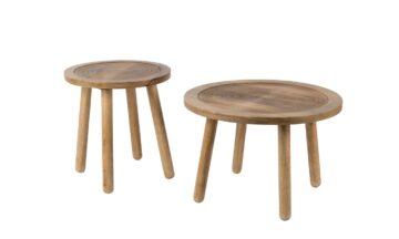 2300059 5 360x216 - Приставной столик ZUIVER Dendron – 2 размера