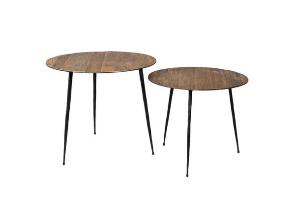 2300161 1 600x407 - Приставной столик DUTCHBONE Pepper – разные размеры и цвета