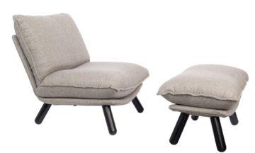 3100083 5 1 360x216 - Кресло для отдыха и оттоманка ZUIVER Lazy Sack, текстильные