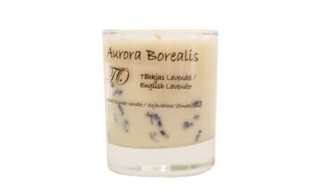Tähkjas lavendel 360x216 - Свеча из соевого воска Aurora Borealis - Лаванда колосистая