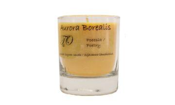 poeesia 360x216 - Sojavaha küünal Aurora Borealis - Poeesia
