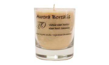 vürtsid khali barist 360x216 - Sojavaha küünal Aurora Borealis - Vürtsid Khara Baolist