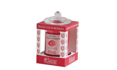 45376 400x240 - Lõhnaküünal Flame - Fresh Strawberries