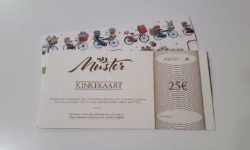 kinkekaart 25 360x216 - Kinkekaart