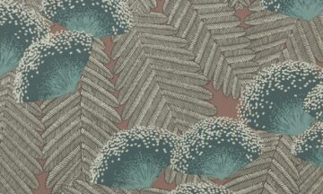 1907 138 04 Clarice Cantaloupe Swatch 360x216 - 1838 Wallcoverings флисовые обои 1907-138-04