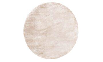 LUNA BEIGE round 360x216 - FARGOTEX Luna vaip beige, ümar - 2 suurust