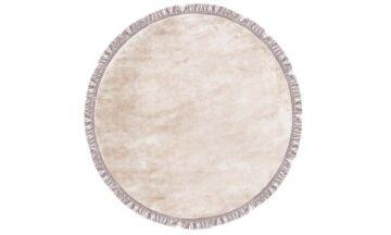 Luna beige round1 360x216 - FARGOTEX Luna vaip beige, ümar - 2 suurust