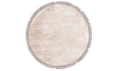 Luna beige round1 400x240 - FARGOTEX Luna vaip beige, ümar - 2 suurust
