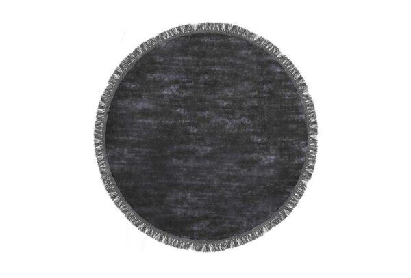 Luna midnight round1 600x407 - FARGOTEX Luna vaip midnight, ümar - 2 suurust